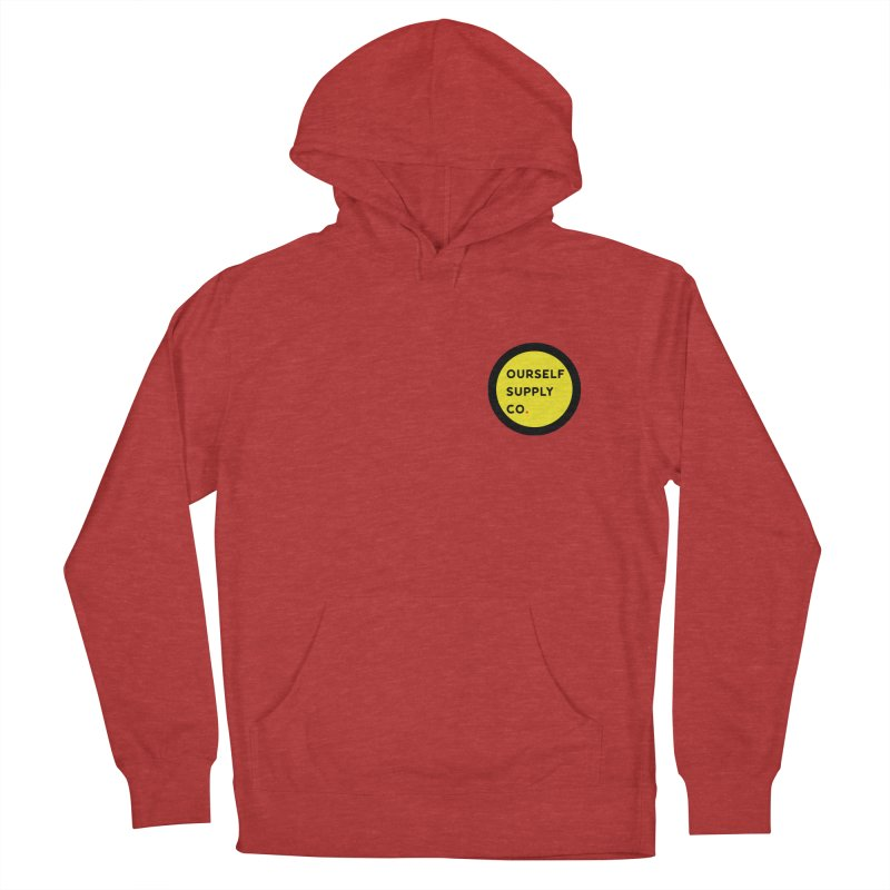 Official Men's Pullover Hoody by Ourself