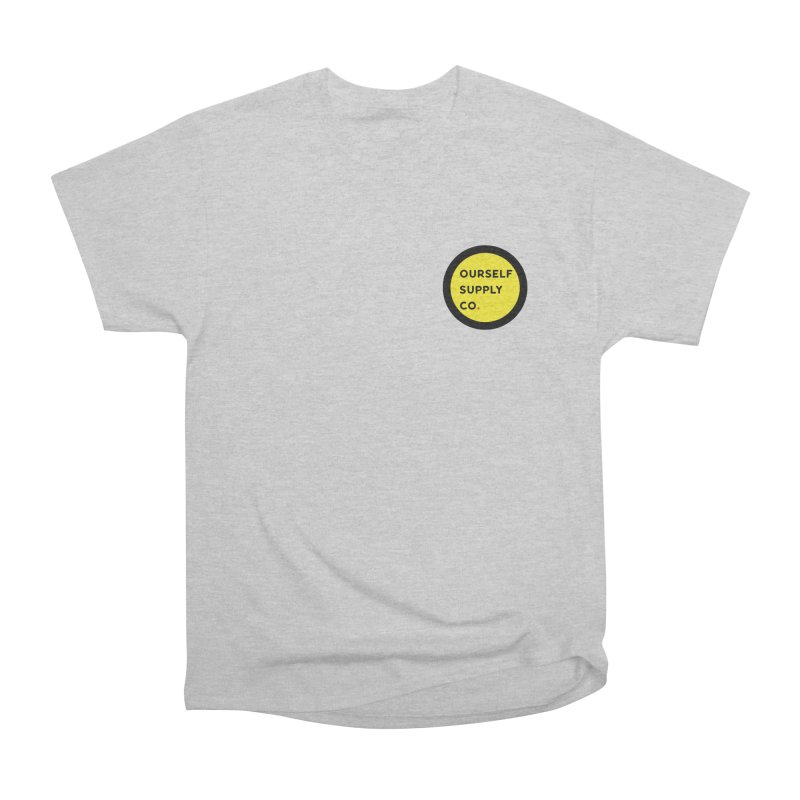 Official Women's Classic Unisex T-Shirt by Ourself