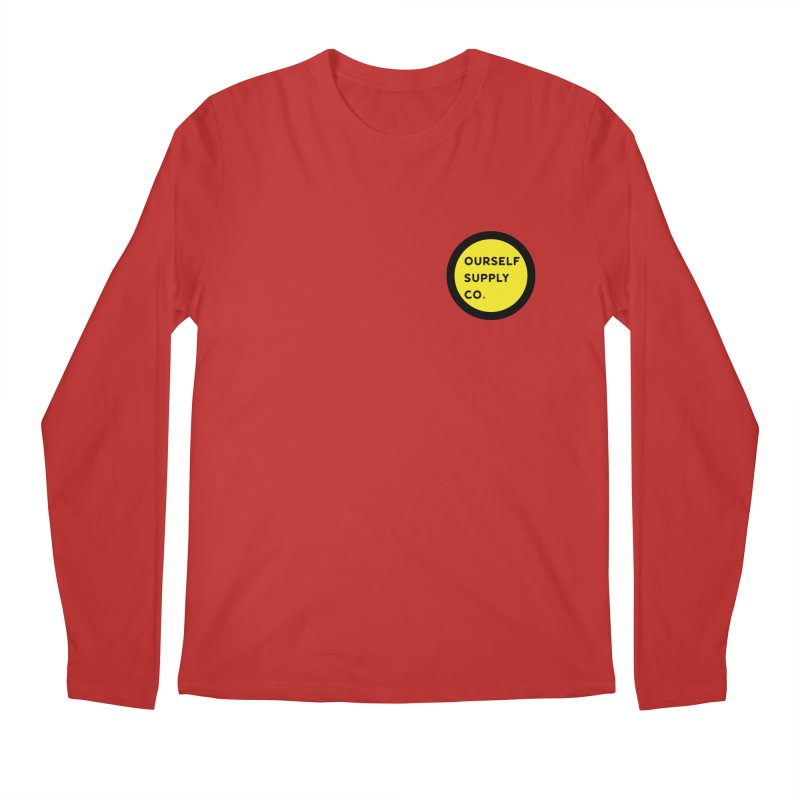 Official Men's Longsleeve T-Shirt by Ourself