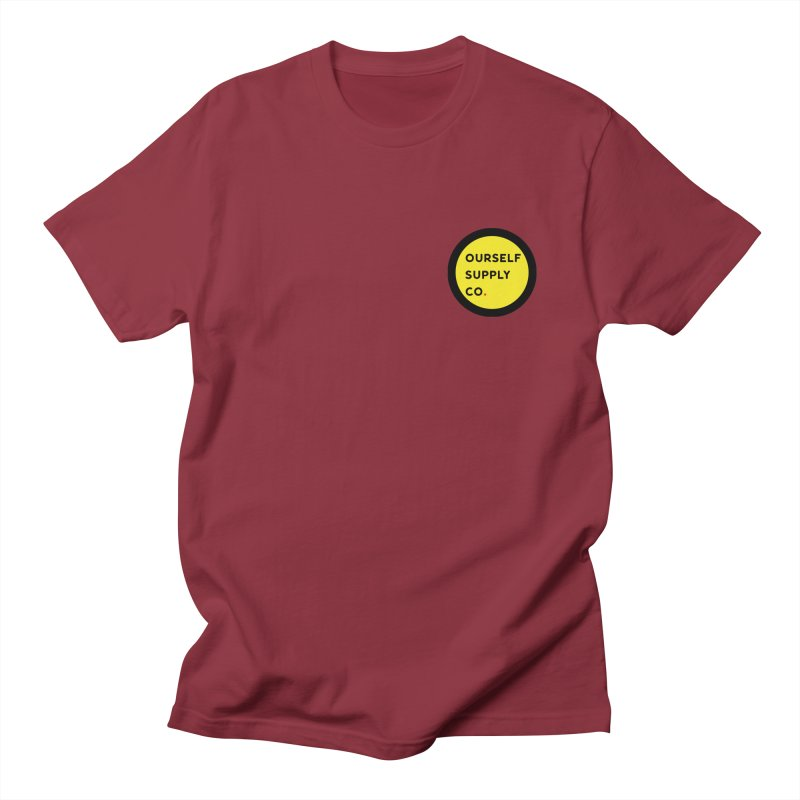 Official Men's T-shirt by Ourself