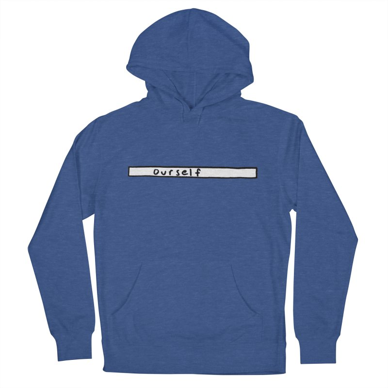 Bar Proper Men's Pullover Hoody by Ourself