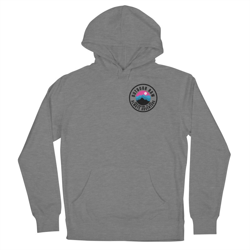 OR Logotastic Logo Men's Pullover Hoody by outdoorraw's Artist Shop