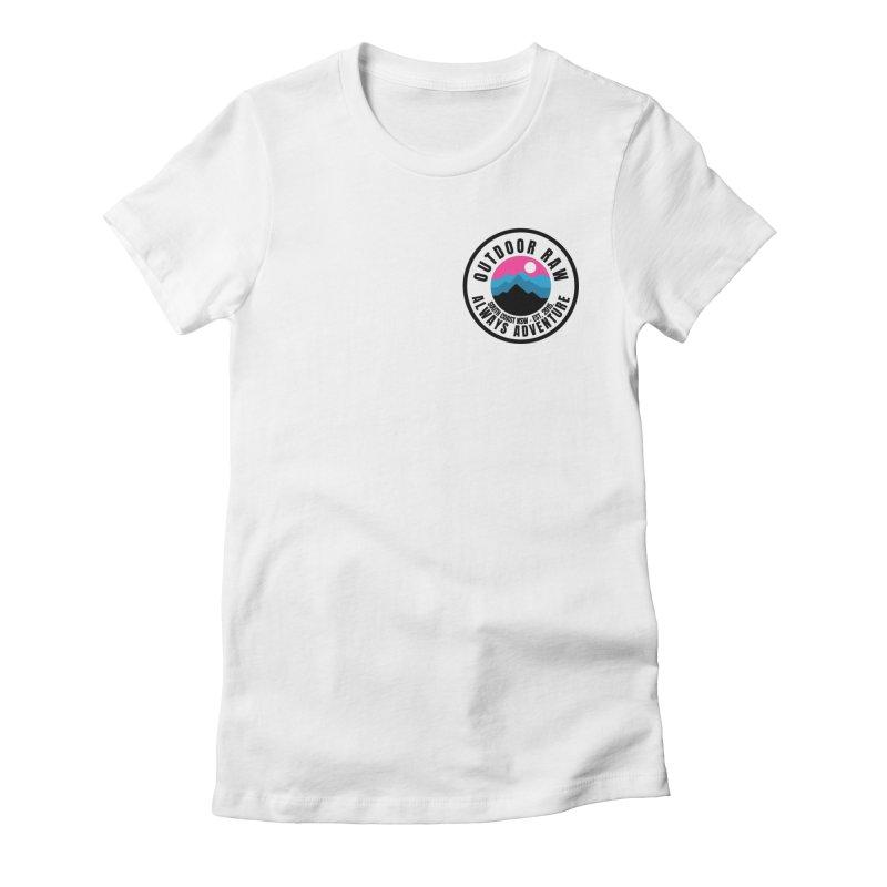 OR Logotastic Logo Women's T-Shirt by outdoorraw's Artist Shop