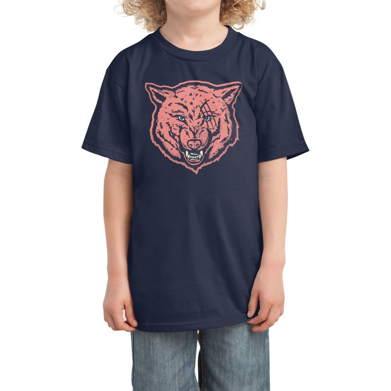 She Wolf Kids T-Shirt by Outer Acre's Artist Shop