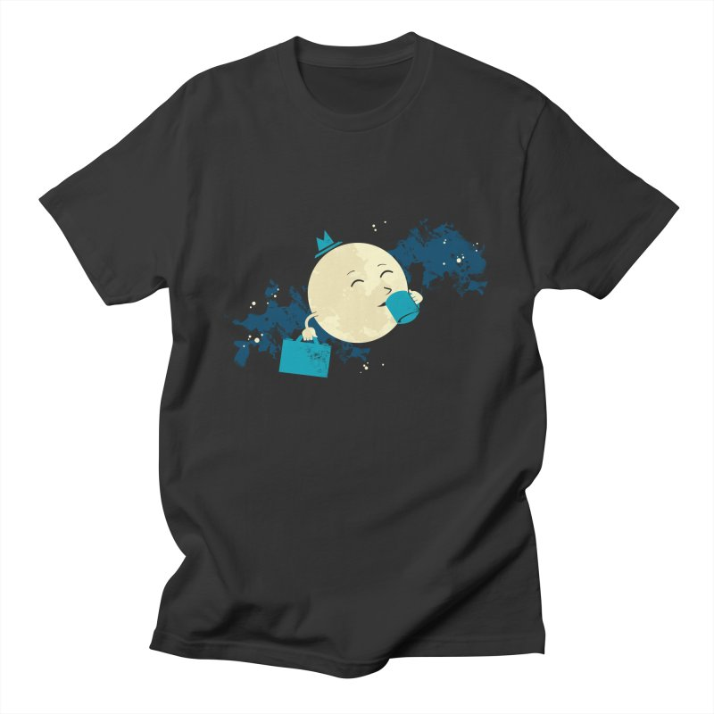 Night Shift Men's T-shirt by Outlaw Designs