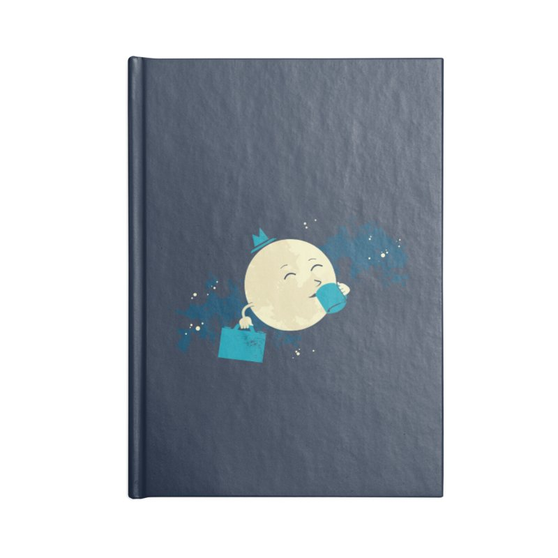 Night Shift Accessories Notebook by Outlaw Designs