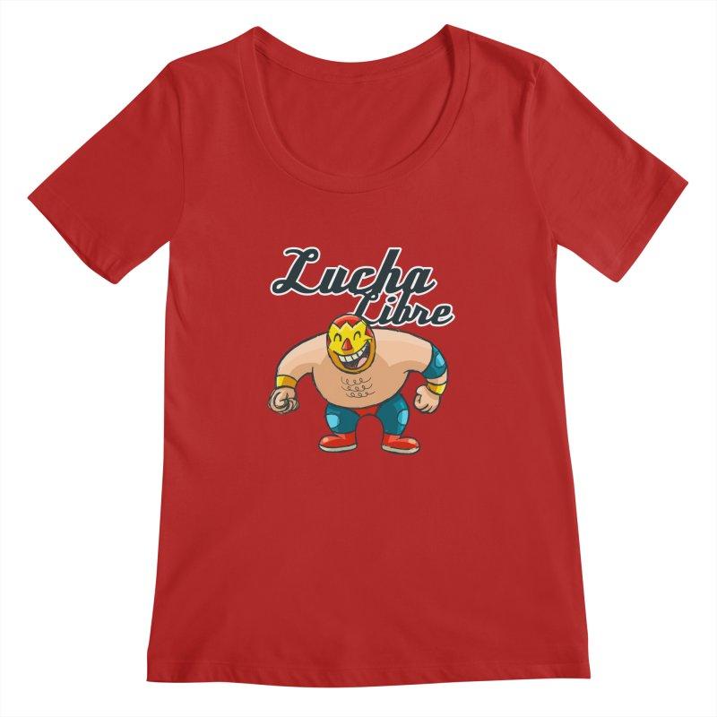 Lucha Libre   by Outsider_Design Artist Shop