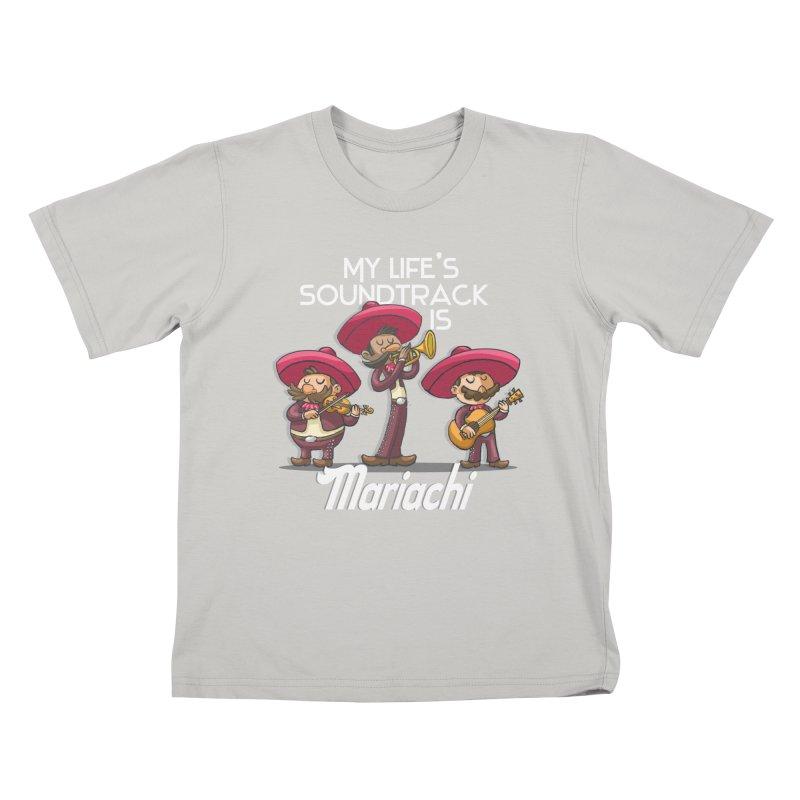 Mariachi Kids T-Shirt by Outsider_Design Artist Shop
