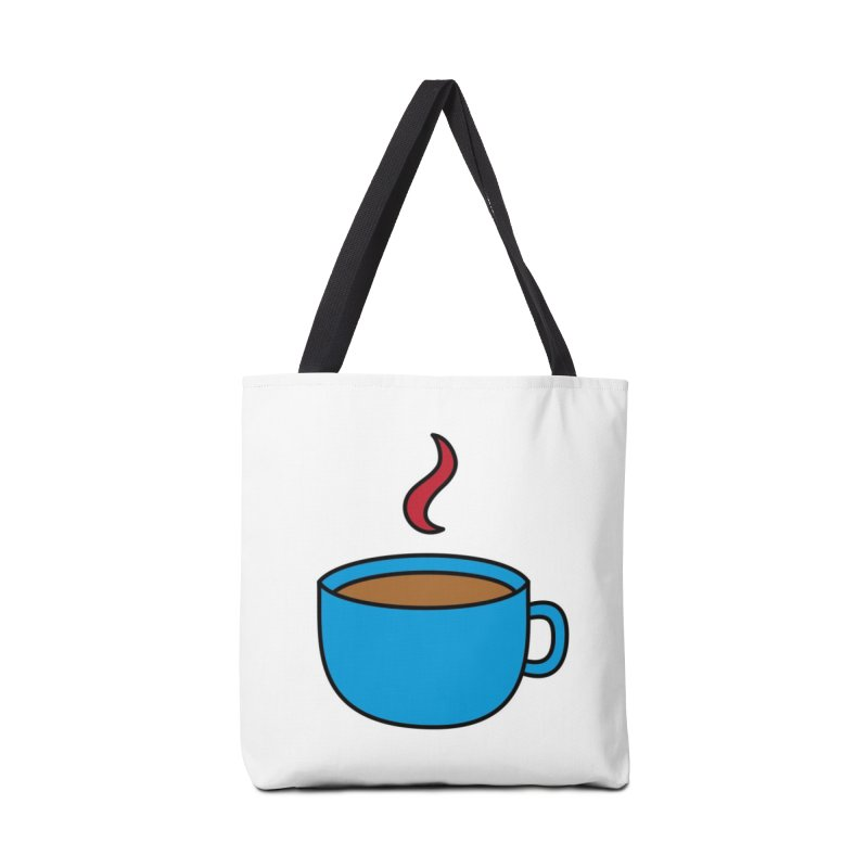 A cuppa? Accessories Bag by Outspoken Images