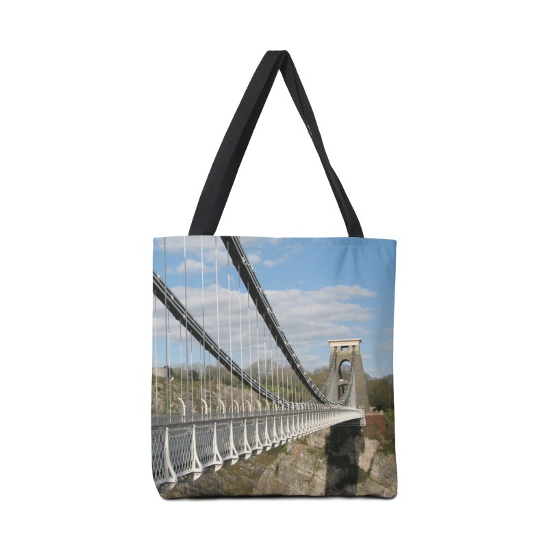 Walk This Way Accessories Bag by Outspoken Images