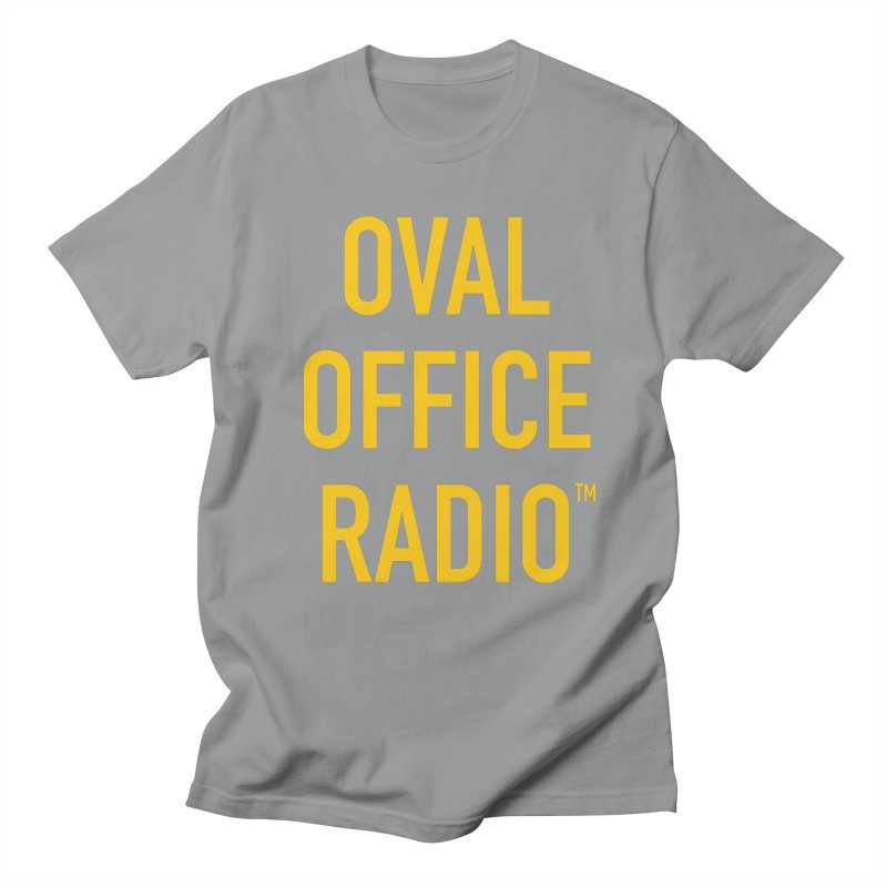 Oval Office Radio Men's T-Shirt by Oval Office Radio