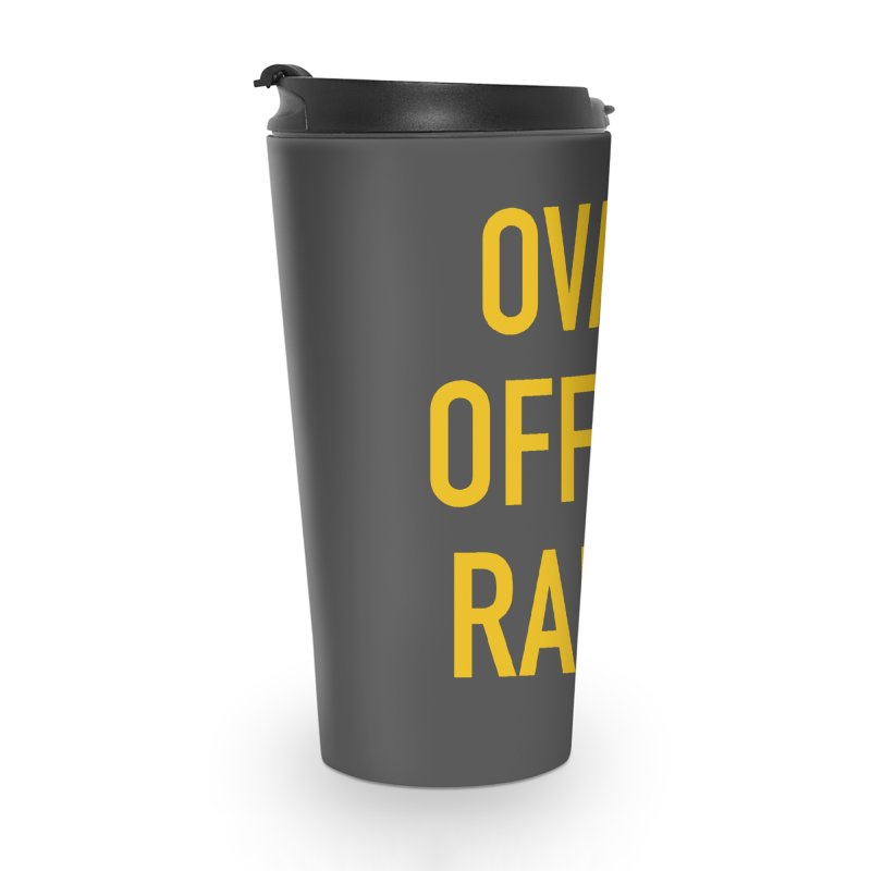 Oval Office Radio Accessories Travel Mug by Oval Office Radio