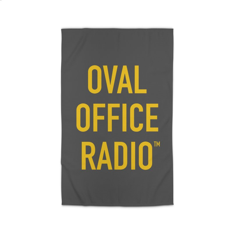Oval Office Radio Home Rug by Oval Office Radio