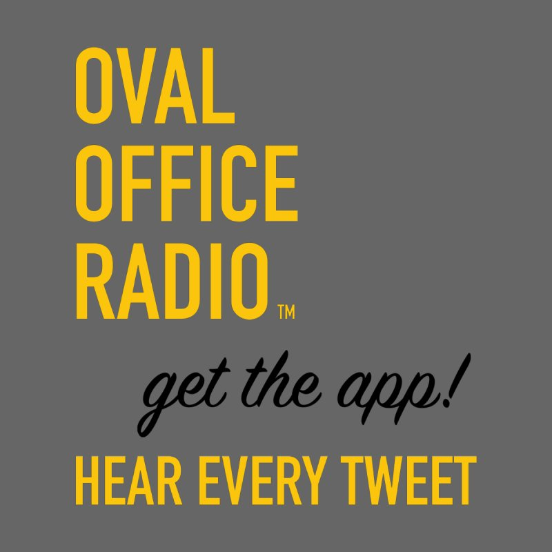 New design incorporating suggestions by Oval Office Radio