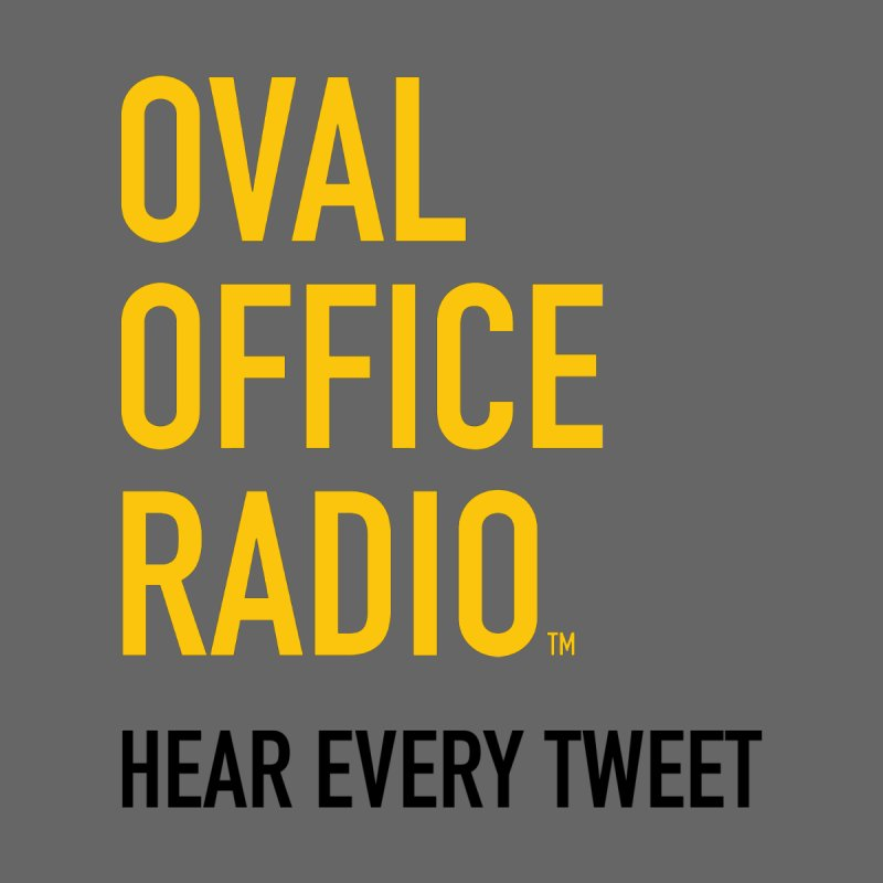 New design, minimalist by Oval Office Radio