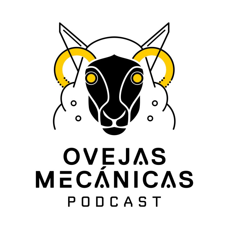 Oveja Mecánica + Logotipo Accessories Mug by El Esquiladero