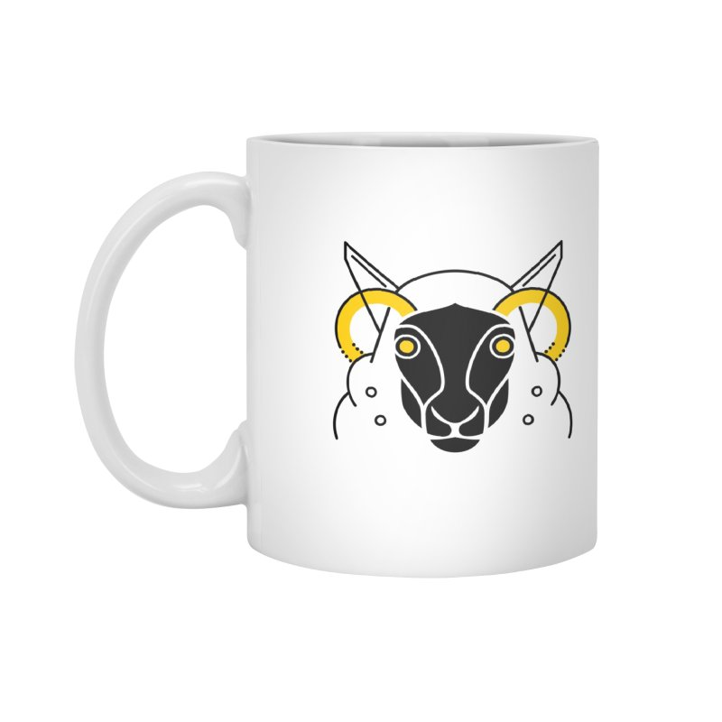 Oveja Mecánica Accessories Standard Mug by El Esquiladero