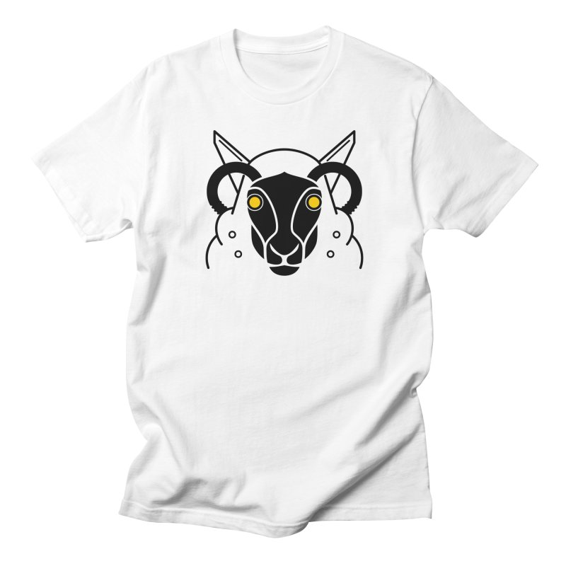 Oveja Activa Women's Regular Unisex T-Shirt by El Esquiladero