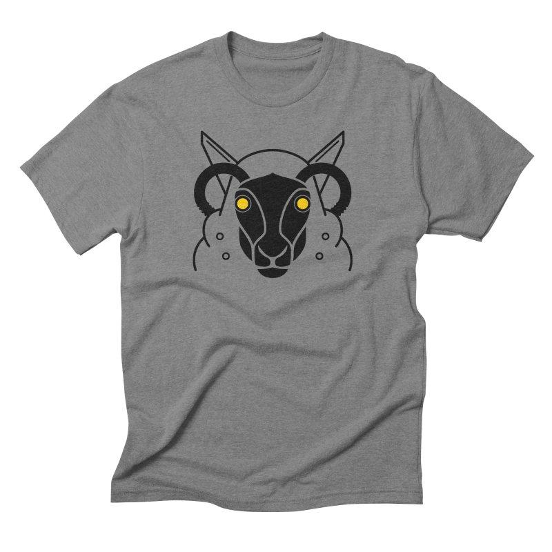 Oveja Activa Men's Triblend T-Shirt by El Esquiladero