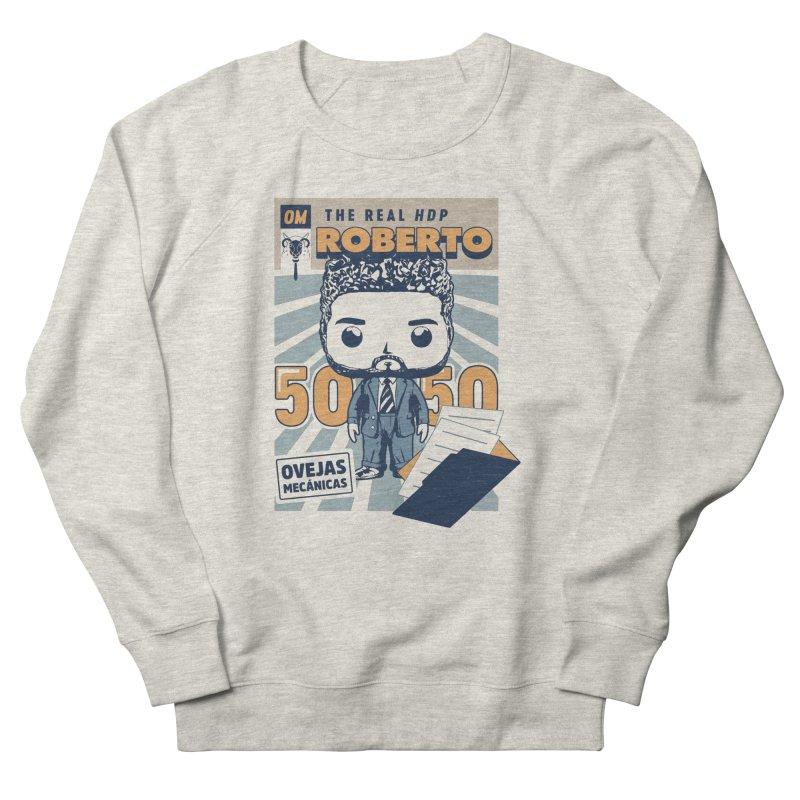 Roberto Pop! Miranda Women's Sweatshirt by El Esquiladero