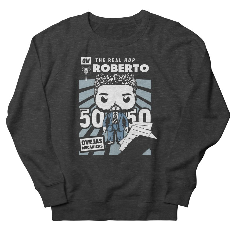 Roberto Pop! Miranda V2 Women's Sweatshirt by El Esquiladero
