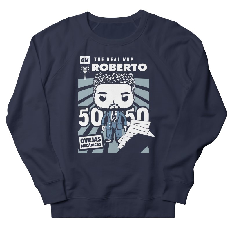 Roberto Pop! Miranda V2 Men's Sweatshirt by El Esquiladero