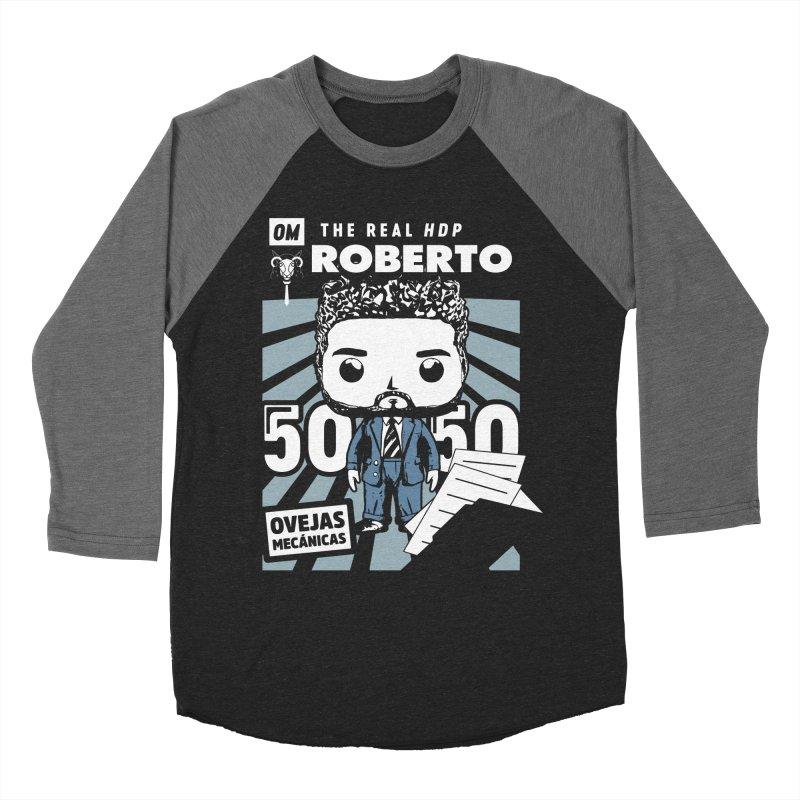 Roberto Pop! Miranda V2 Men's Longsleeve T-Shirt by El Esquiladero