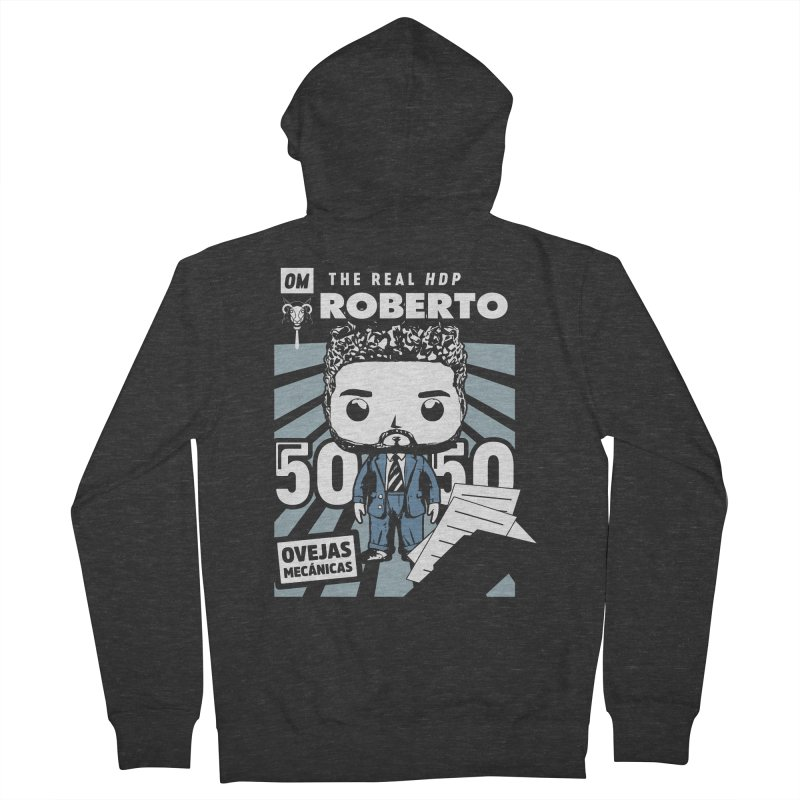Roberto Pop! Miranda V2 Women's French Terry Zip-Up Hoody by El Esquiladero