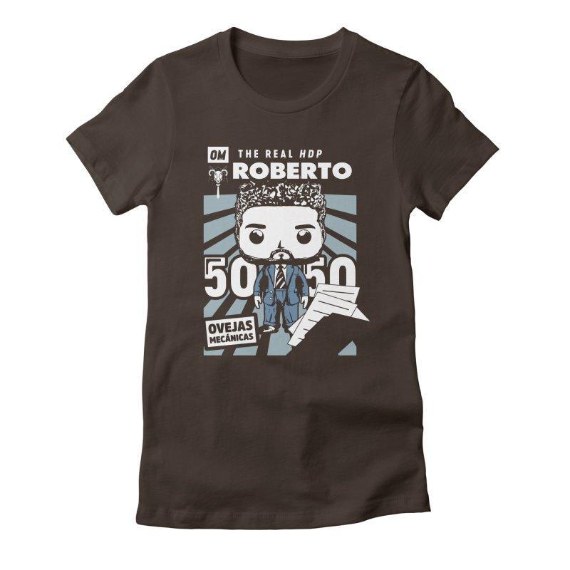 Roberto Pop! Miranda V2 Women's T-Shirt by El Esquiladero