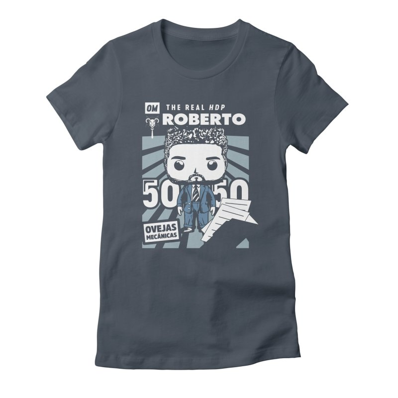 Roberto Pop! Miranda V2 Women's T-Shirt by El Esquiladero