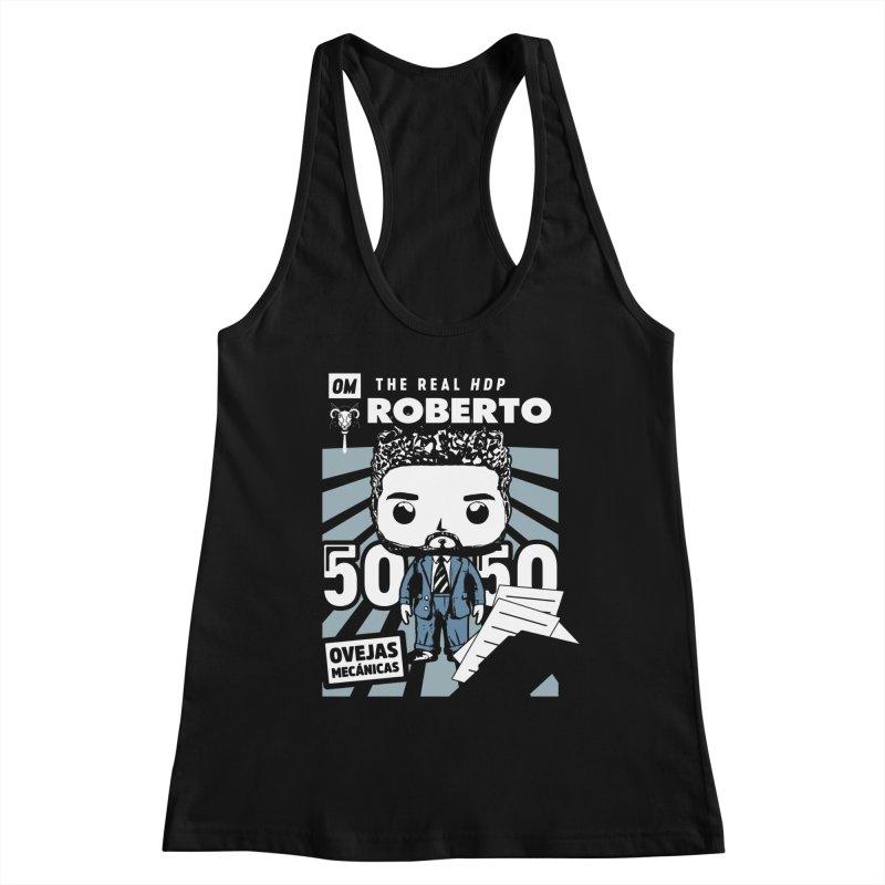 Roberto Pop! Miranda V2 Women's Tank by El Esquiladero