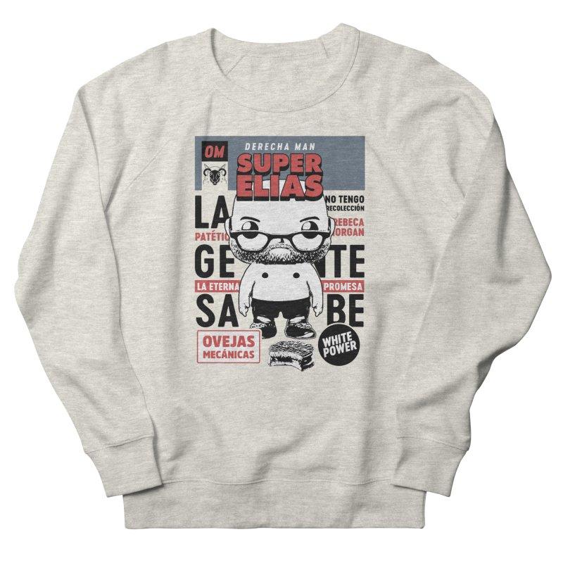 Elías Pop! Giacaman Men's Sweatshirt by El Esquiladero