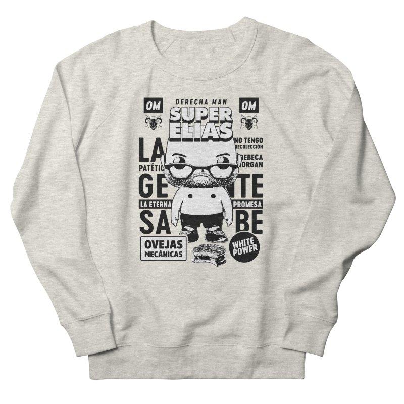 Elías Pop! Giacaman V2 Men's Sweatshirt by El Esquiladero