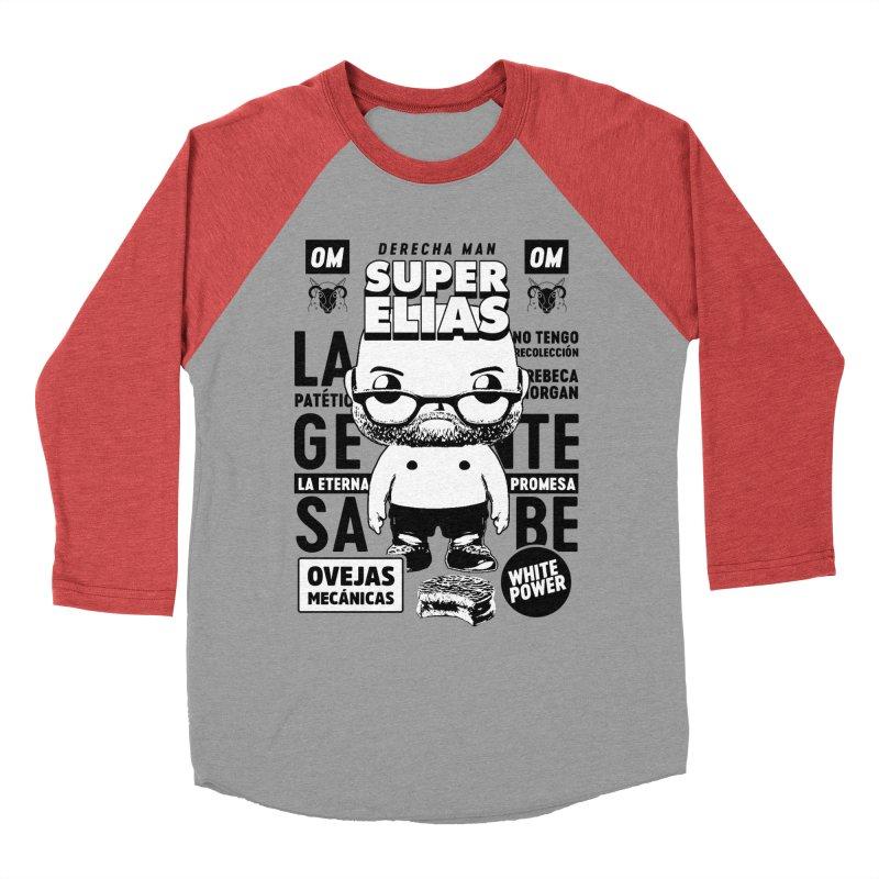 Elías Pop! Giacaman V2 Men's Longsleeve T-Shirt by El Esquiladero