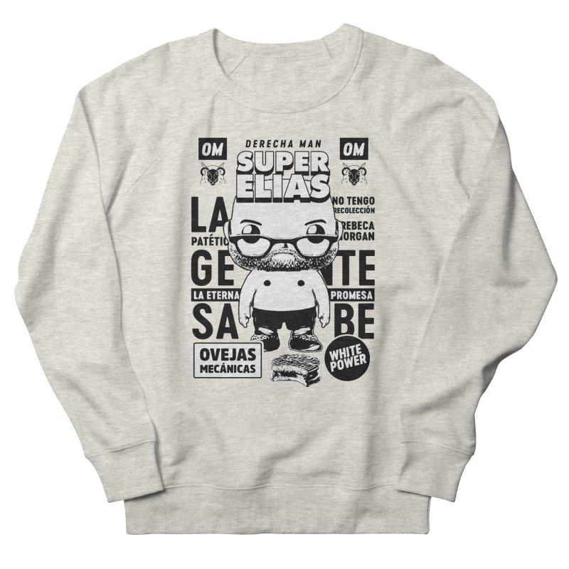 Elías Pop! Giacaman V2 Women's French Terry Sweatshirt by El Esquiladero