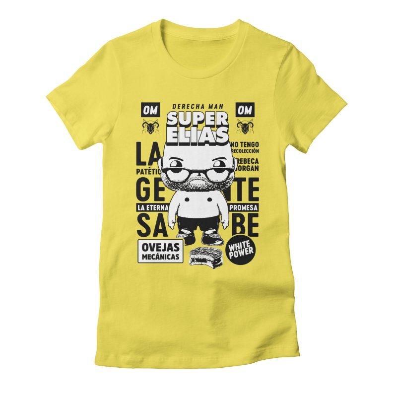 Elías Pop! Giacaman V2 Women's T-Shirt by El Esquiladero