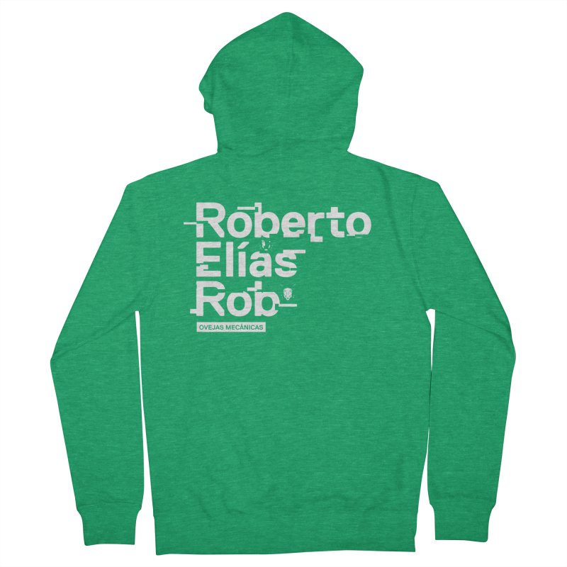 Roberto / Elías / Rob Women's Zip-Up Hoody by El Esquiladero