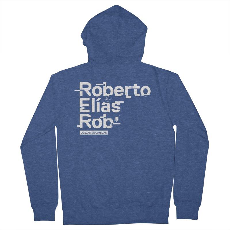 Roberto / Elías / Rob Women's French Terry Zip-Up Hoody by El Esquiladero