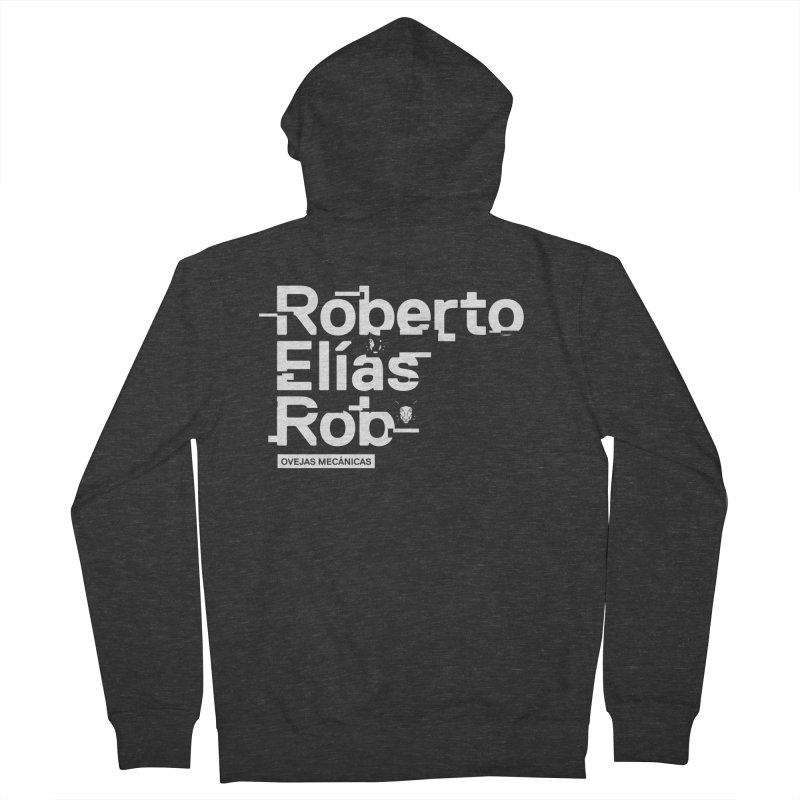 Roberto / Elías / Rob Men's French Terry Zip-Up Hoody by El Esquiladero