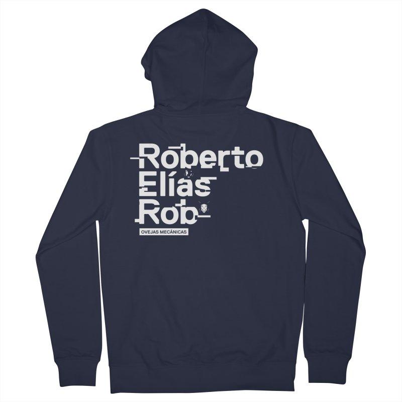 Roberto / Elías / Rob Men's Zip-Up Hoody by El Esquiladero