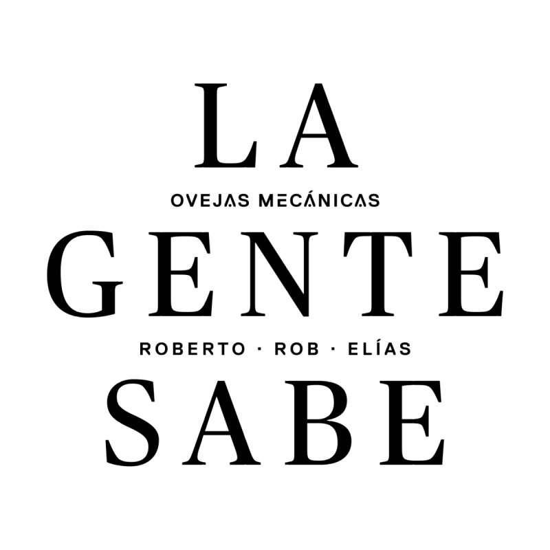 La Gente Sabe... Men's V-Neck by El Esquiladero