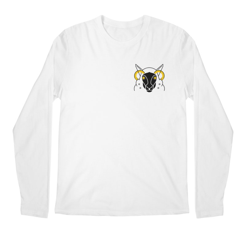 Oveja Negra Men's Longsleeve T-Shirt by El Esquiladero
