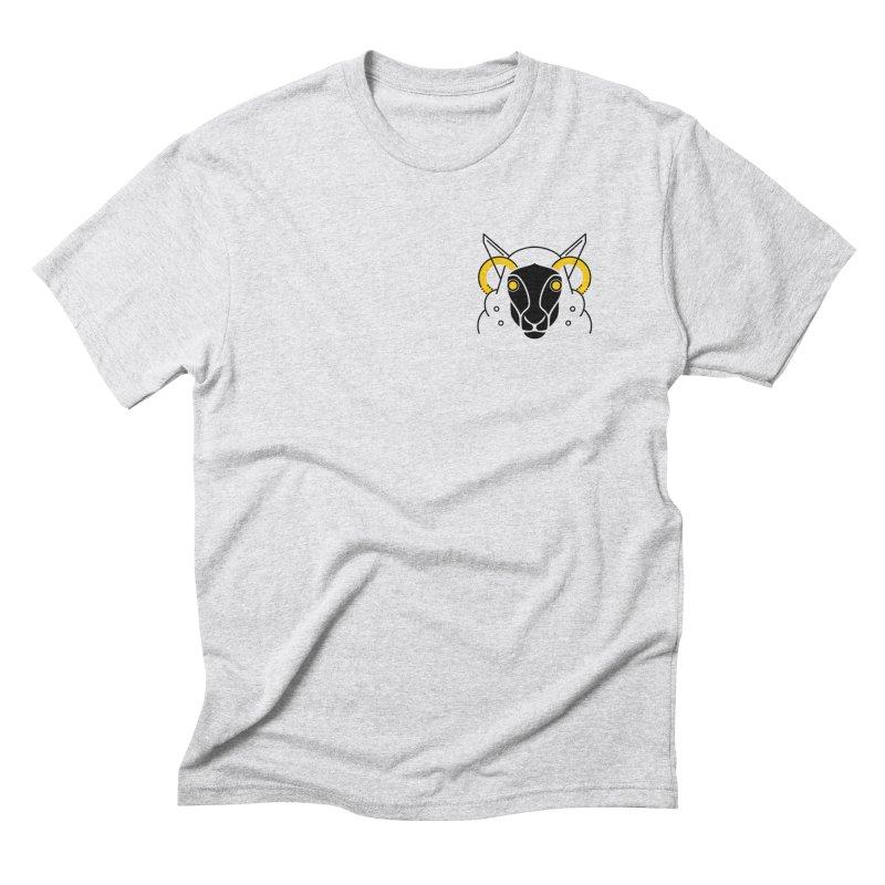 Oveja Negra Men's Triblend T-Shirt by El Esquiladero