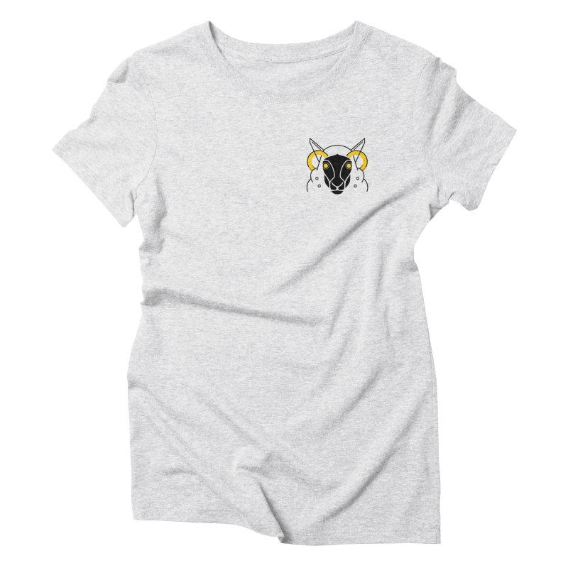 Oveja Negra Women's T-Shirt by El Esquiladero