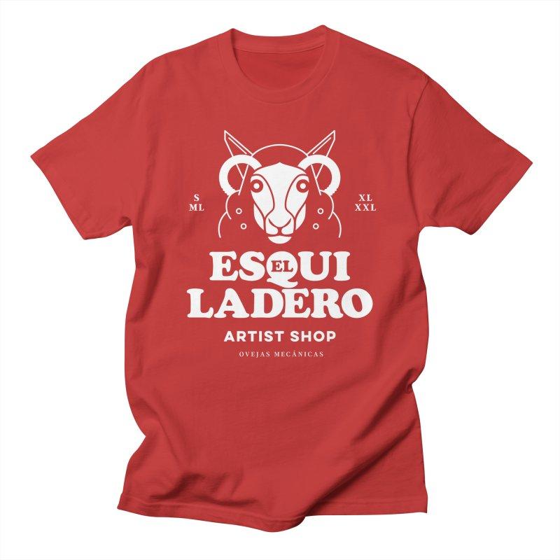 El Esquiladero (Blanco) Women's Unisex T-Shirt by El Esquiladero