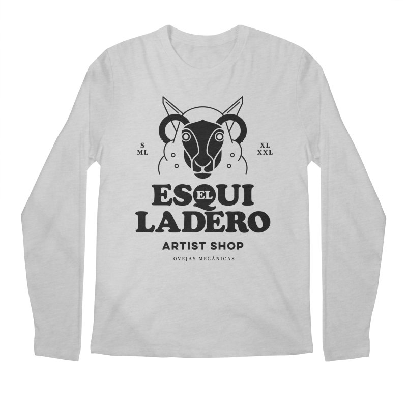 El Esquiladero Men's Regular Longsleeve T-Shirt by El Esquiladero