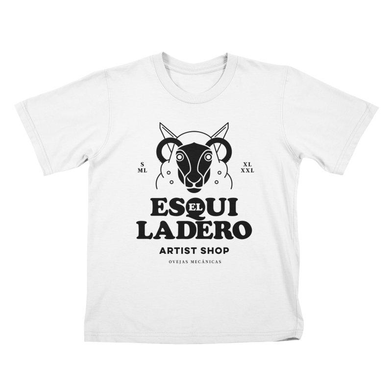 El Esquiladero Kids T-Shirt by El Esquiladero