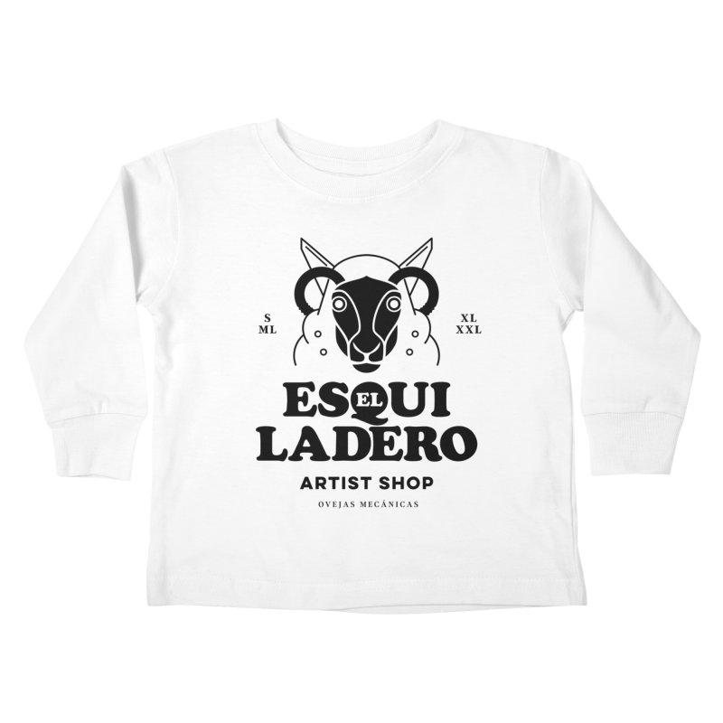 El Esquiladero Kids Toddler Longsleeve T-Shirt by El Esquiladero