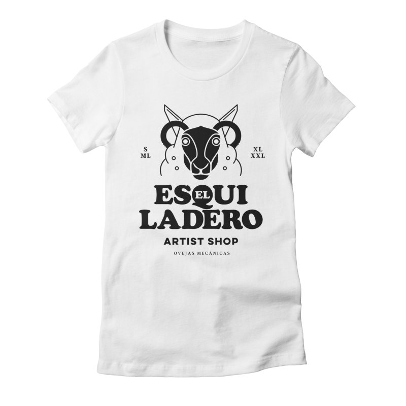 El Esquiladero Women's Fitted T-Shirt by El Esquiladero