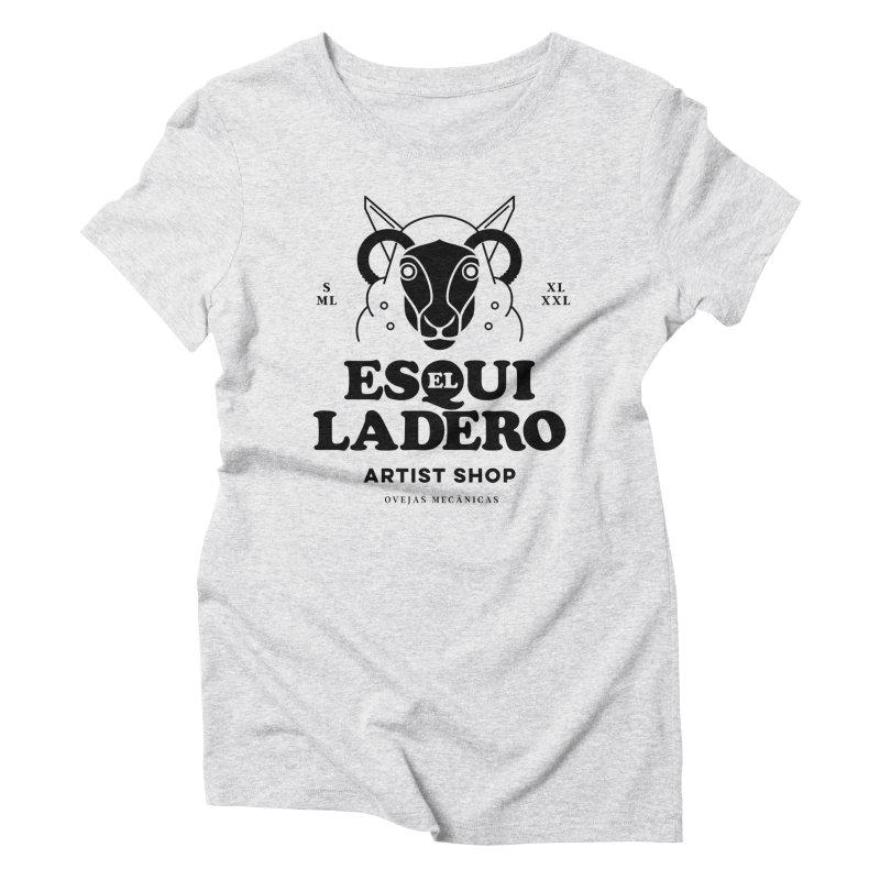 El Esquiladero Women's Triblend T-Shirt by El Esquiladero